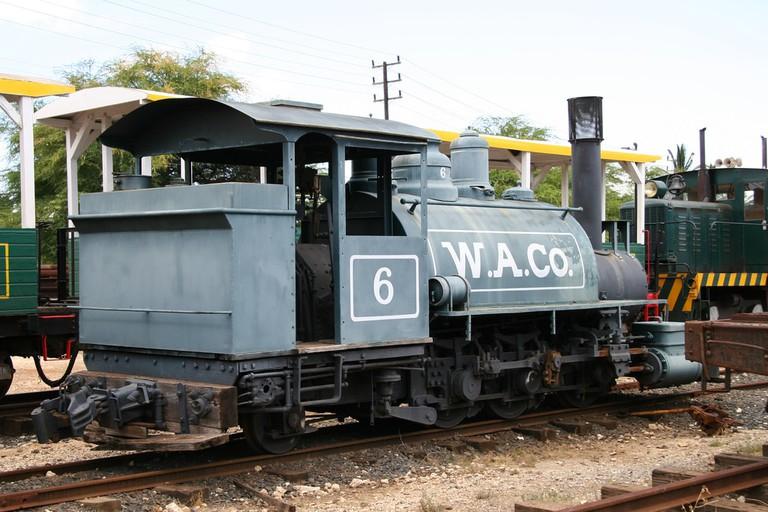 Hawaii Railway Society 'Ewa Train | © Davidd/Flickr