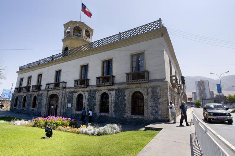 Naval Museum of Iquique