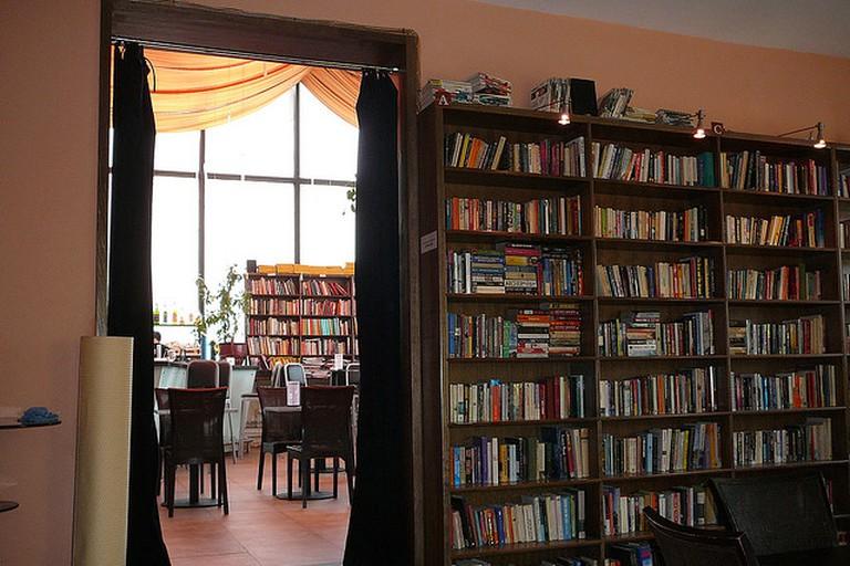 Bookworm cafe 1