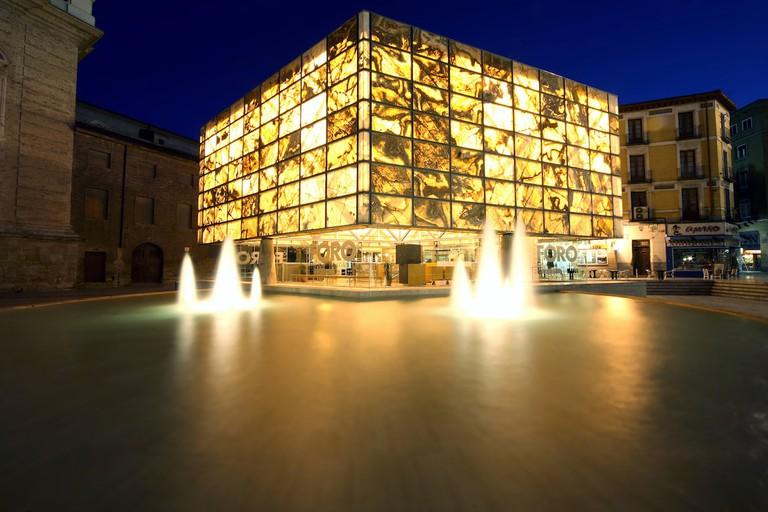 Caesaraugusta Forum Museum, Zaragoza, Spain