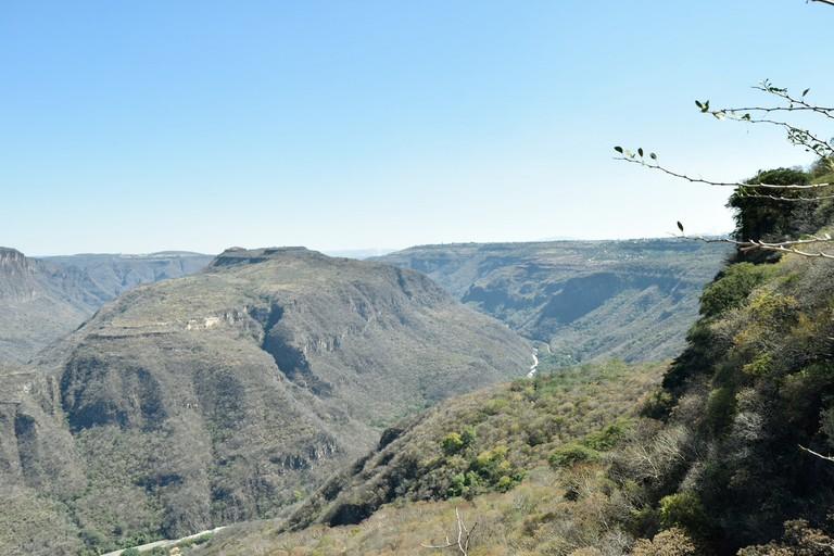 The beautiful views over this Guadalajara natural attraction