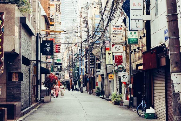 osaka_street_japan