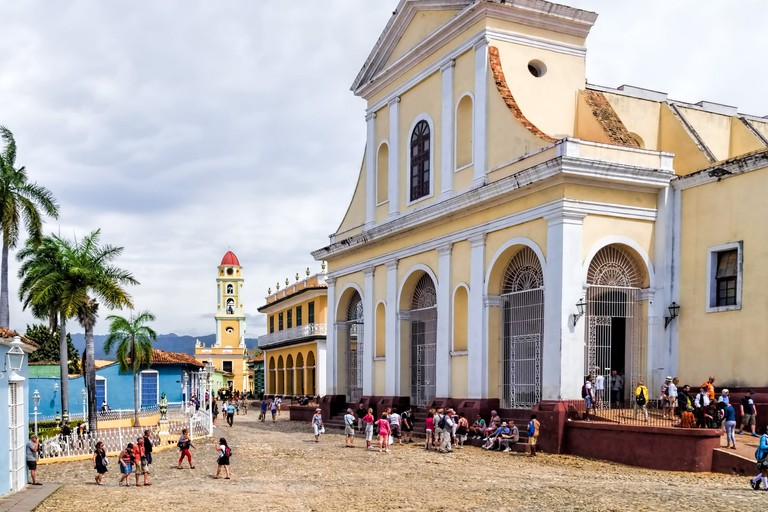 Iglesia de la Santisima Trinidad, Trinidad, Cuba