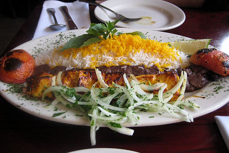 Persian Food.