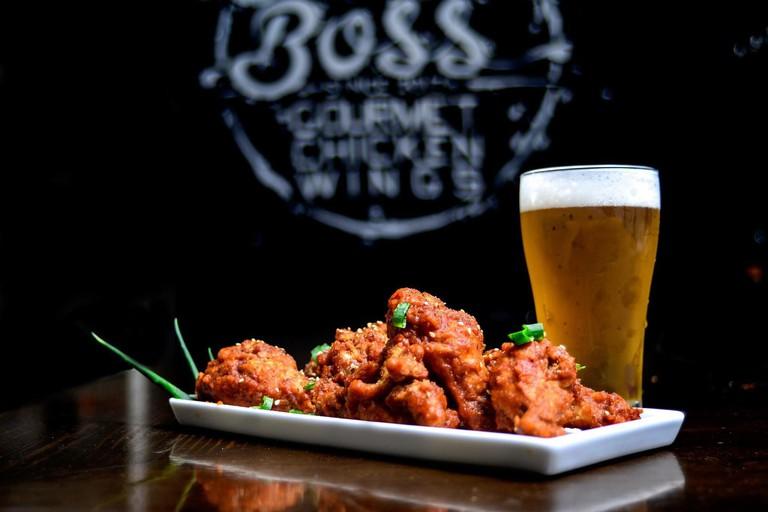 sauce-boss_osaka_japan_chicken_beer