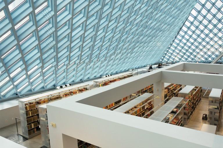 The Seattle Public Library, Seattle, Washington
