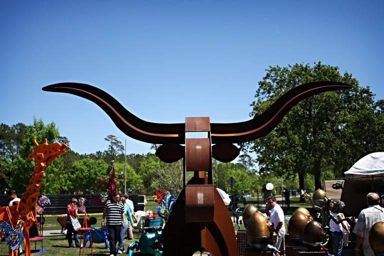 Bayou City Art Fest at Memorial Park