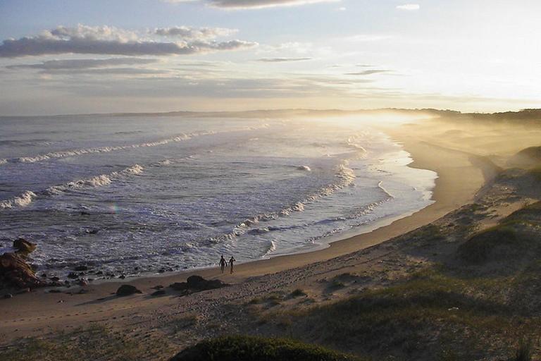 View from Cerro Verde, Uruguay