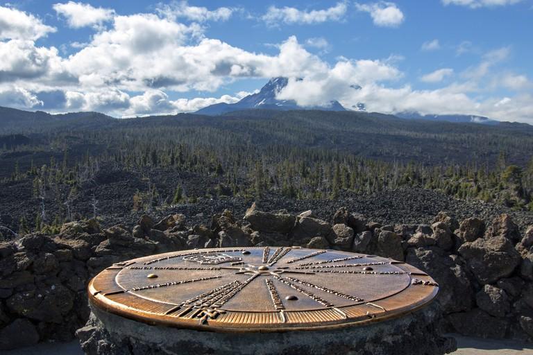 Dee Wright Observatory, Oregon