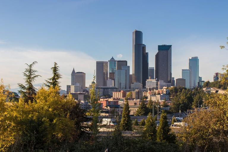 park, Seattle