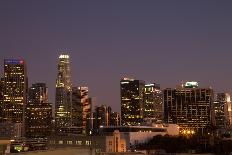 Downtown L.A.