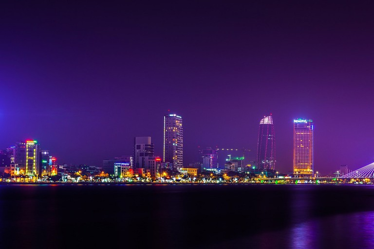 Danang skyline | © Cambodia, P.I. Network / Flickr