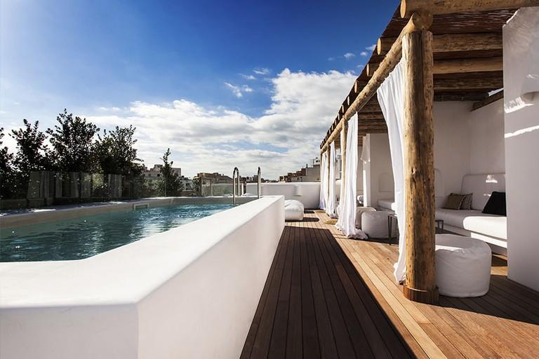 HM Balanguera rooftop pool