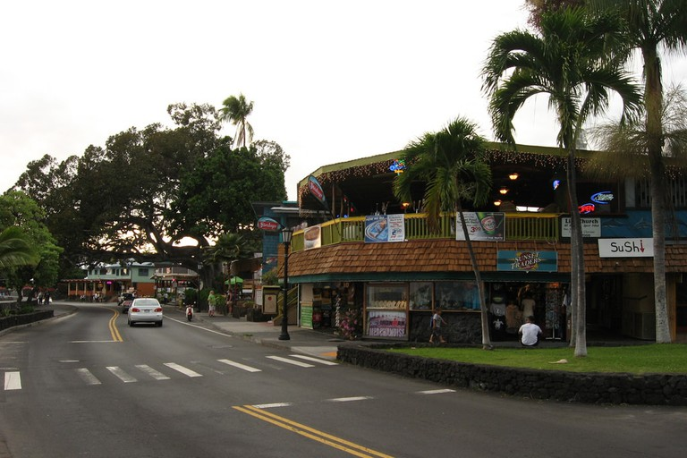 Ali'i Drive Kailua-Kona | © Ken Lund/Flickr