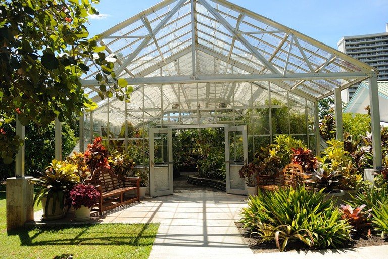 Foster Botanical Garden | © Daniel Ramirez/Flickr