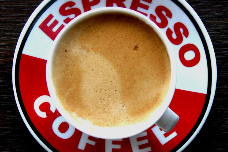 Cup of expresso