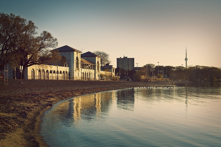 Sunnyside Beath, Toronto's best waterfront views