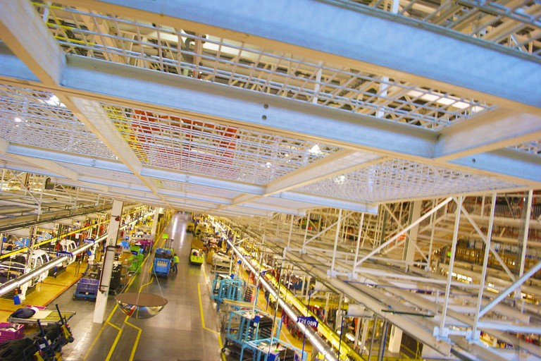 Ford Rouge Factory Tour | © Nicole Yeary / Flickr