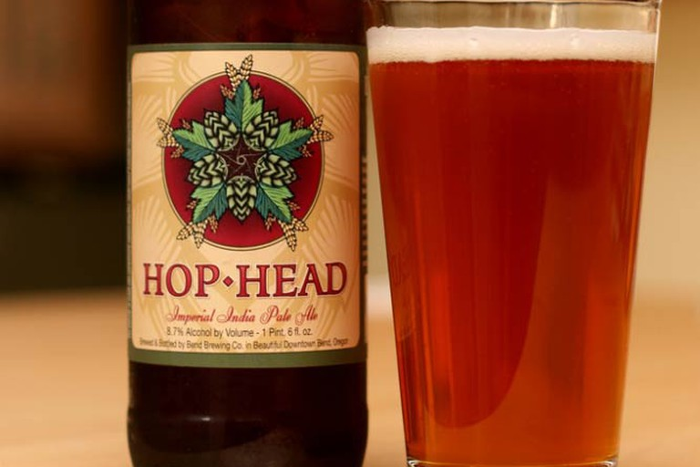 BBC's Hop-Head Imperial IPA
