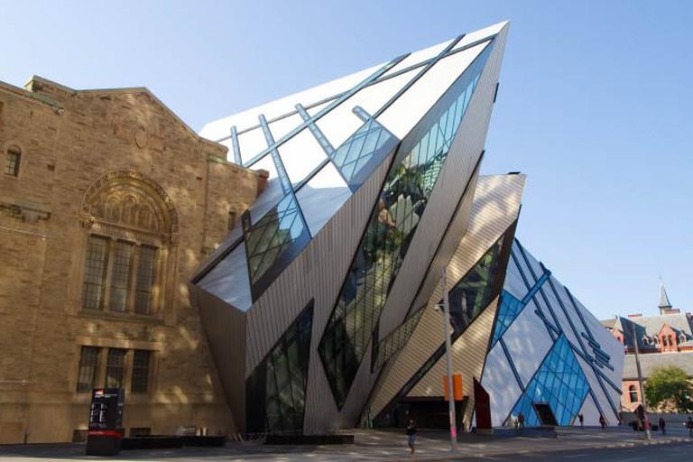 Royal Ontario Museum exterior
