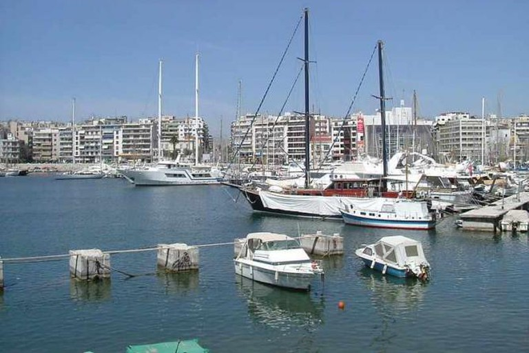 Piraeus harbor