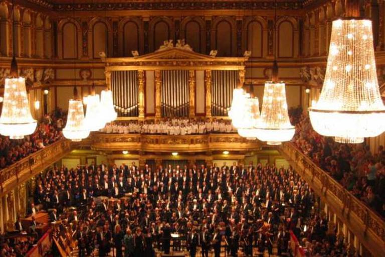 Musikverein interior