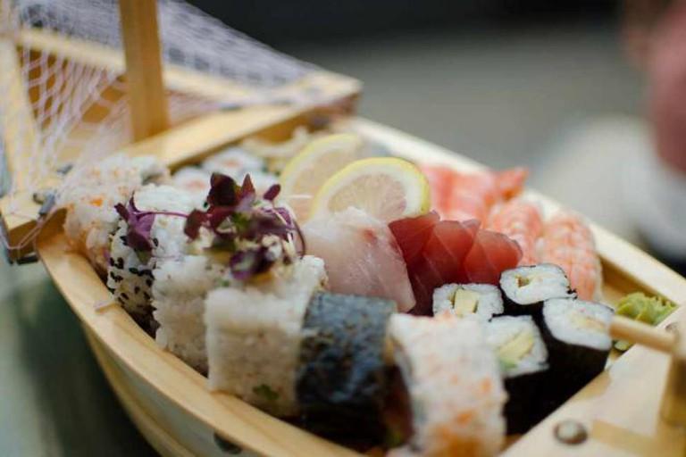 Sailing Sushi
