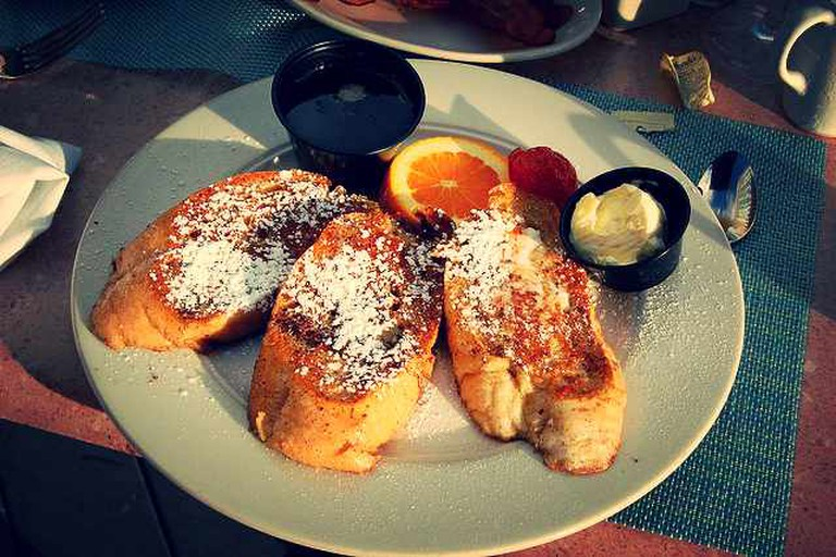 Cuban French Toast