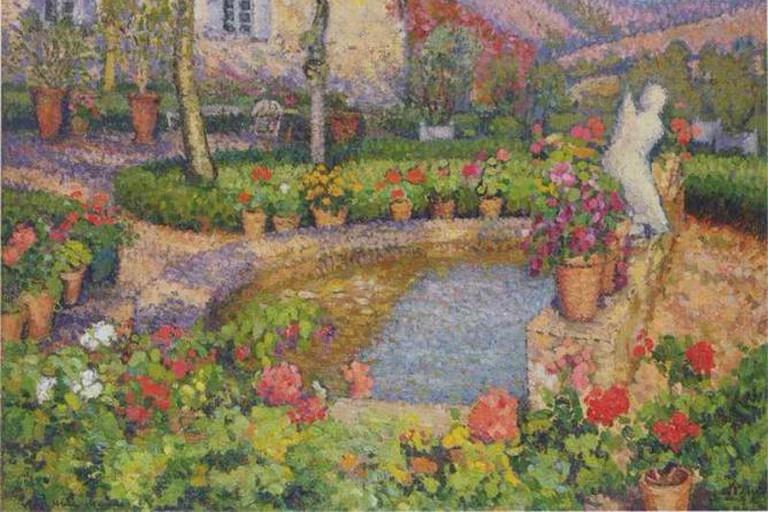 Ma Maison et Ma Jardin - Henri Martin