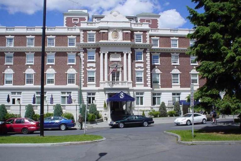 The Spokane Club