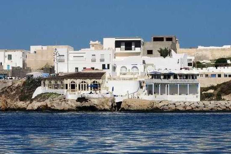 Sidi Salem La Grotte