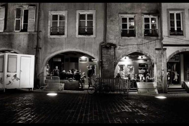Metz's archways