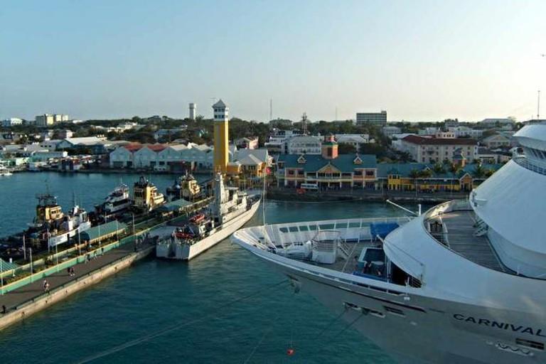 View of Nassau