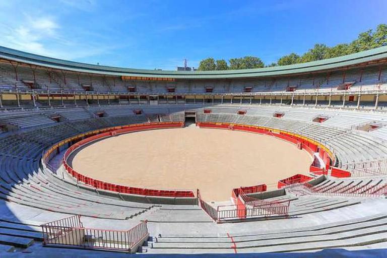 Pamplona's bullring