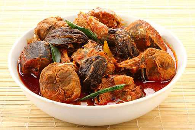 Fish Curry Kerala