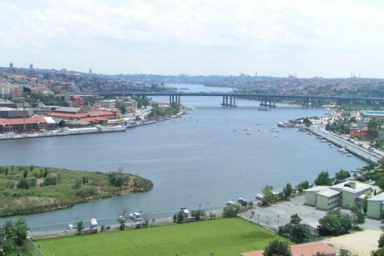 View of the Golden Horn at Pierre Loti