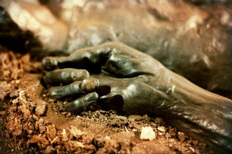 Bog Body of Graubelle Man