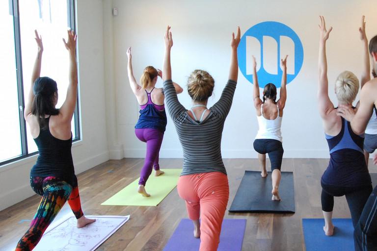 6 Moxie Yoga & Fitness