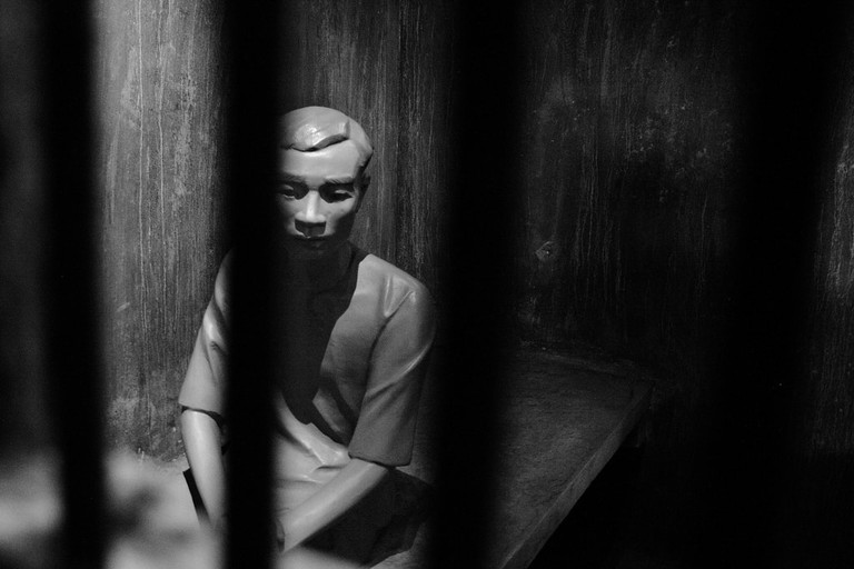 Hoa Lo Prisoner | © Matthias Rosenkranz/Flickr