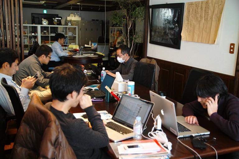 PAX, Tokyo's original coworking space
