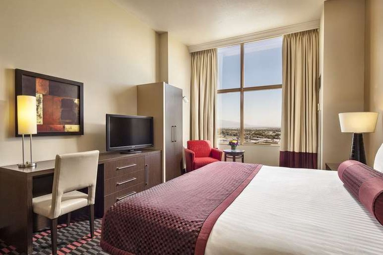 King room at Stratosphere Hotel, Casino & Tower