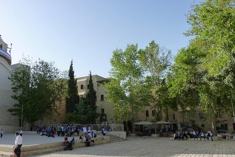 Hahurva square