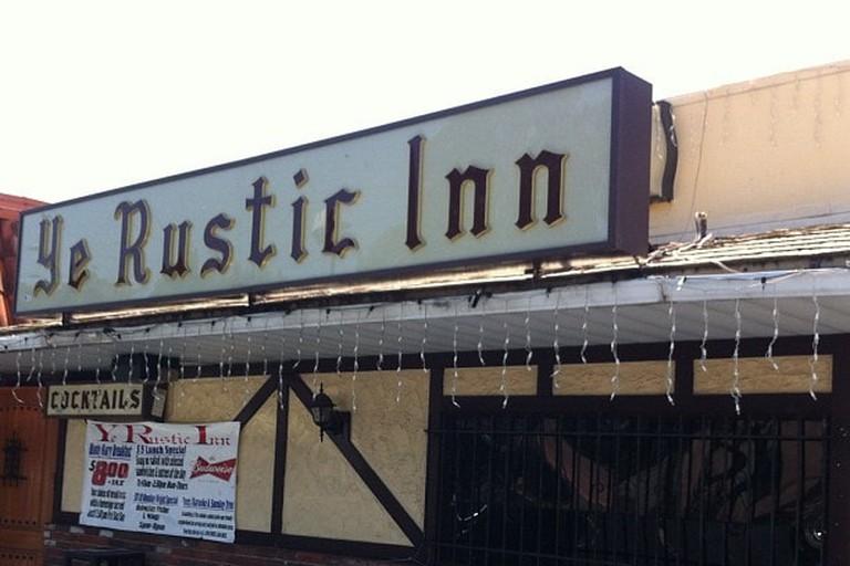 Ye Rustic Inn