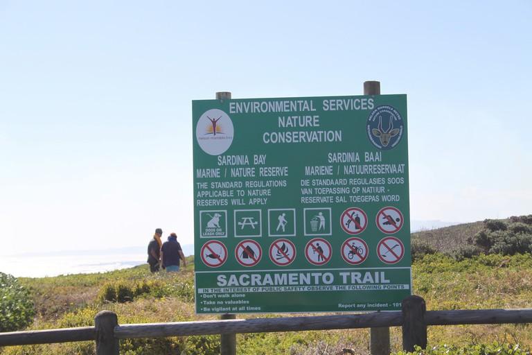 Sacramento Trail