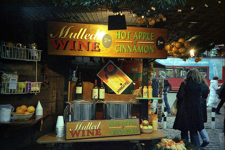 Mulled Wine Stand