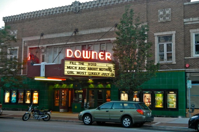 Downer Theatre in Milwaukee, Wisconsin