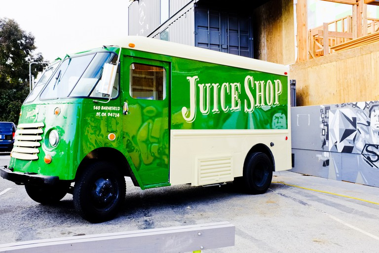 Juice Shop Truck