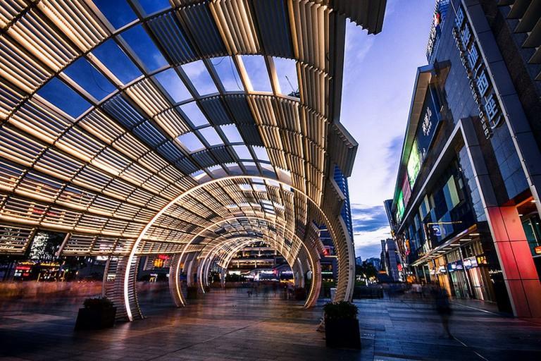 Nanshan district is a hub of creative activity