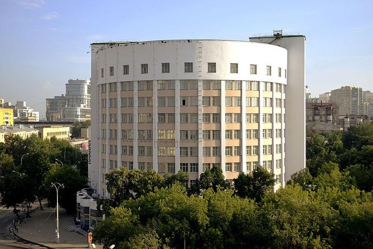 Гостиница_Исеть_Екатеринбург_39 Iset Hotel Chekist Town Yekaterinburg Constructivist