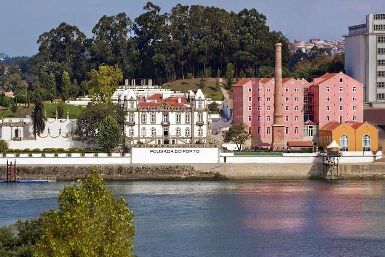 Pestana Palácio do Freixo (Pousada do Porto)
